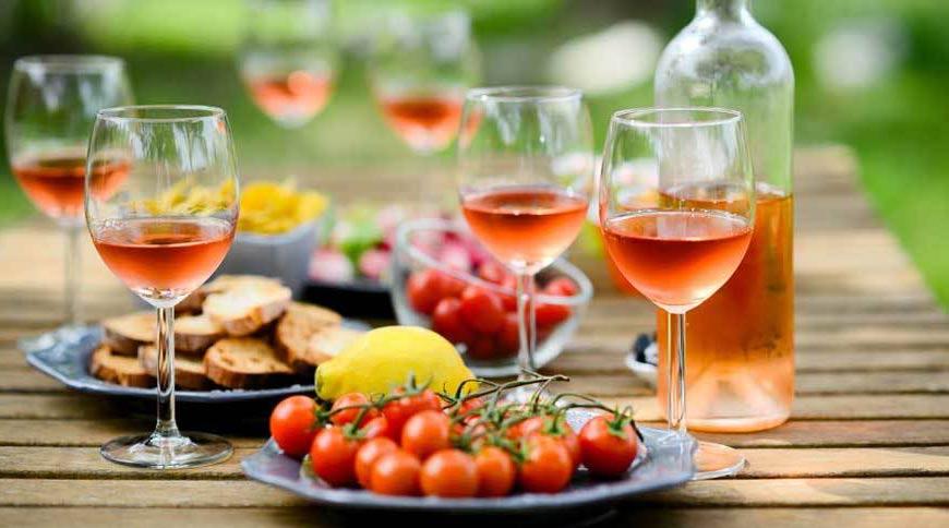 Choisir son vin rosé
