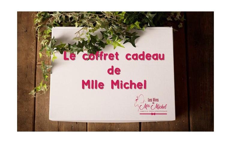 Le coffret cadeau de Mlle Michel, le cadeau idéal !