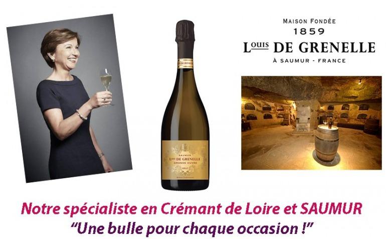 """UN jour, UN vigneron ... """"La Cave Louis de GRENELLE"""""""